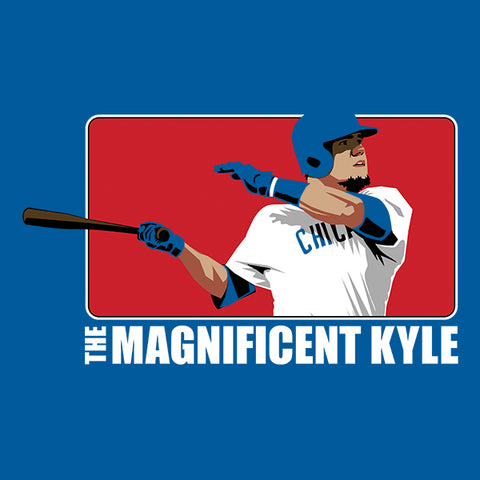The Magnificent Kyle T-Shirt