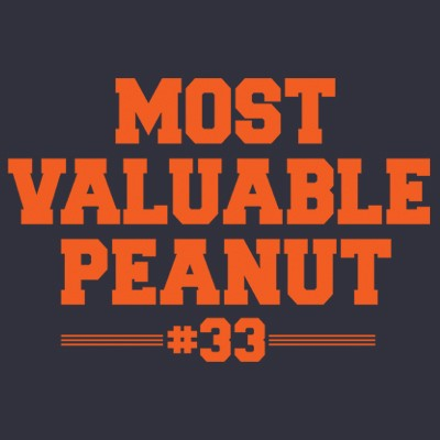 Most Valuable Peanut Onesie