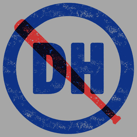 No DH shirt