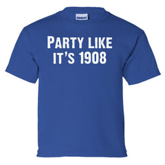 Party Like It's 1908 Youth T-Shirt