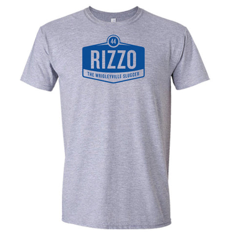 Rizzo 44 The Wrigleyville Slugger T-Shirt