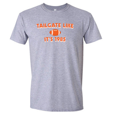 Tailgate Like It's 1985 Men's T-Shirt