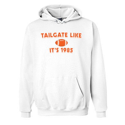 Tailgate Like It's 1985 Hoody
