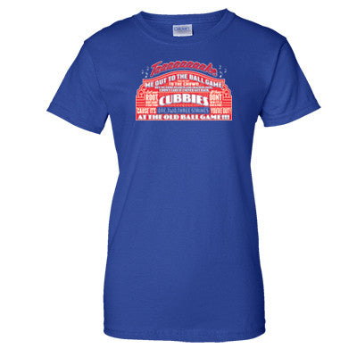 Take Me Out To The Ballgame Women's T-Shirt