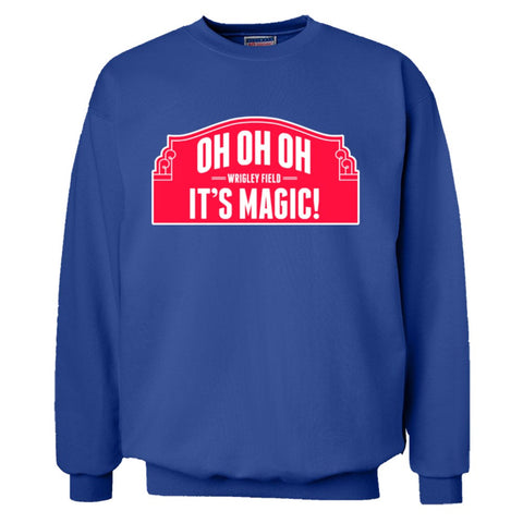 Oh Oh Oh It's Magic Marquee Shirt