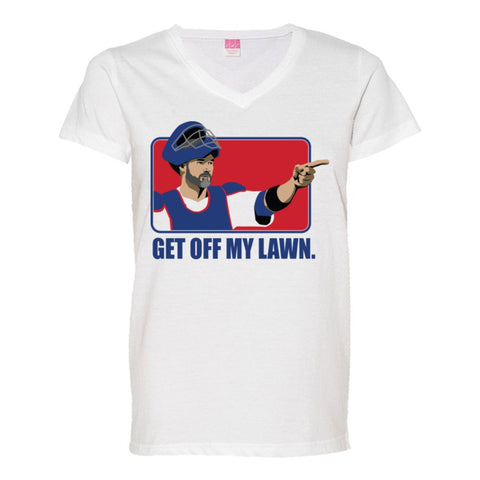 Grandpa Rossy 'Get Off My Lawn' Shirt