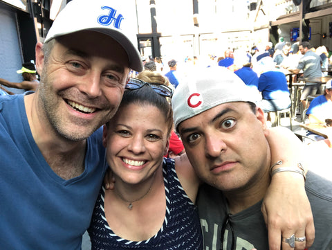 Sun. Sept 15, 2019 Cubs and Bears games watch party at Rizzo's in Wrigleyville
