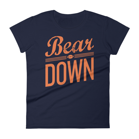 Bear Down Women's T-Shirt