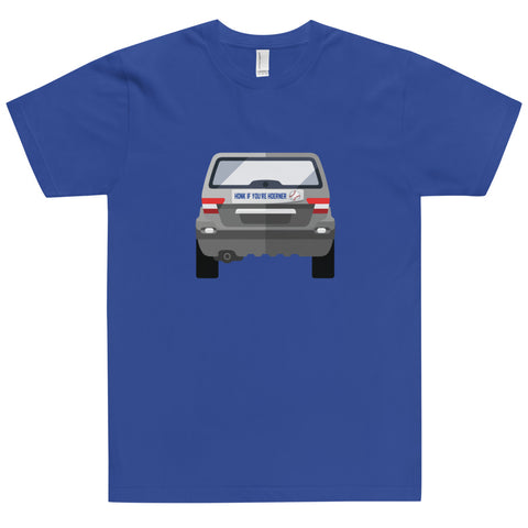 Honk if You're Hoerner T-Shirt