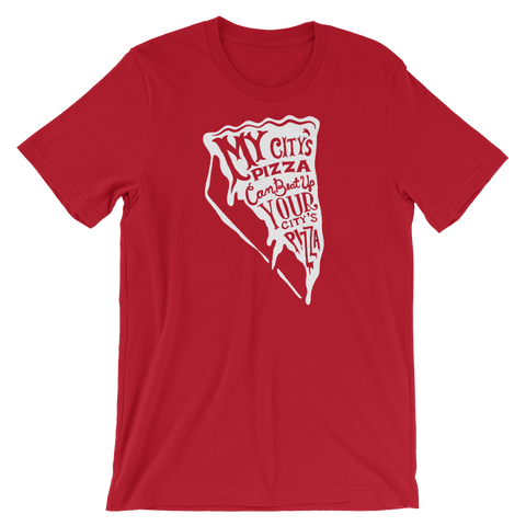 My City's Pizza Can Beat Up Your City's Pizza T-Shirt