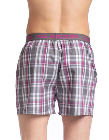 Men's Loose Boxers | Blackberry