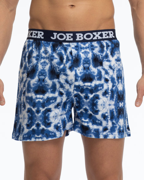 Men's Loose Boxers | Tie Dye