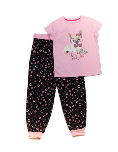 Dog Tee and Pant Set
