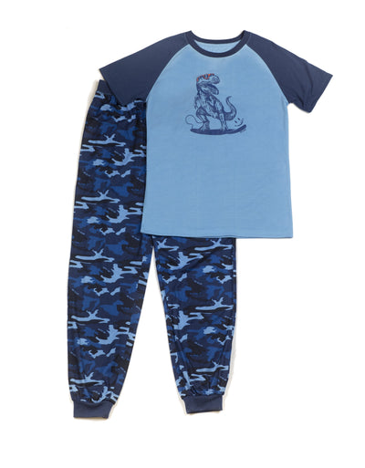Dino Tee and Pant Set - Joe Boxer