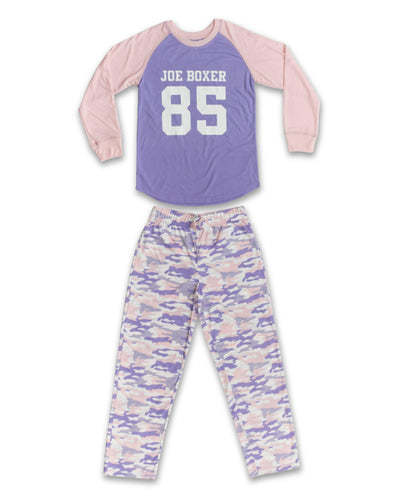 EVERY DAY VALUE - Girls Pajamas | Be Happy - Joe Boxer