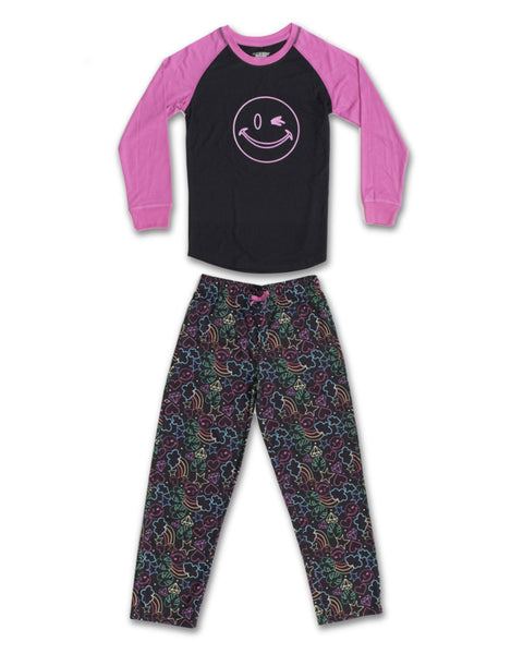 EVERY DAY VALUE - Girls Pajamas | Neon Dreams