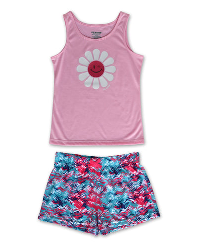 Girls Pajamas | Flower - Joe Boxer