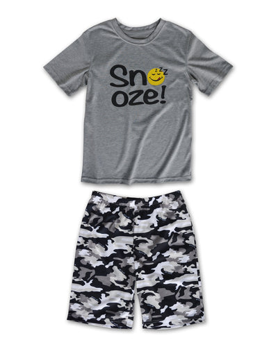 Boys Pajamas | Camo - Joe Boxer
