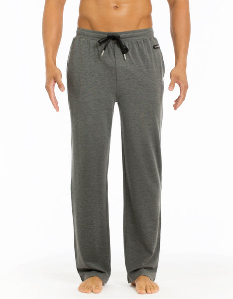 Modern Lounge Straight Leg Pant - Grey