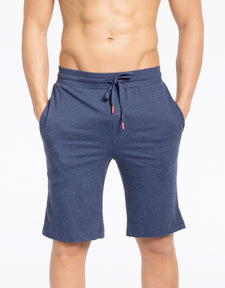 Modern Lounge - Jogger Short  - Navy