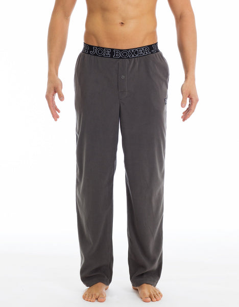 Men's Microfleece Pants | Grey