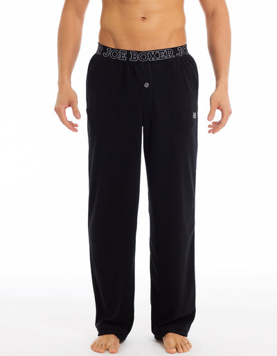 Men's Microfleece Pants | Black