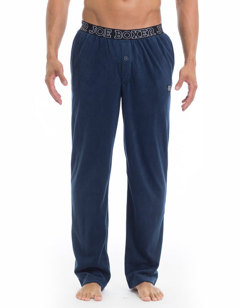 Microfleece Lounge Pant - Navy