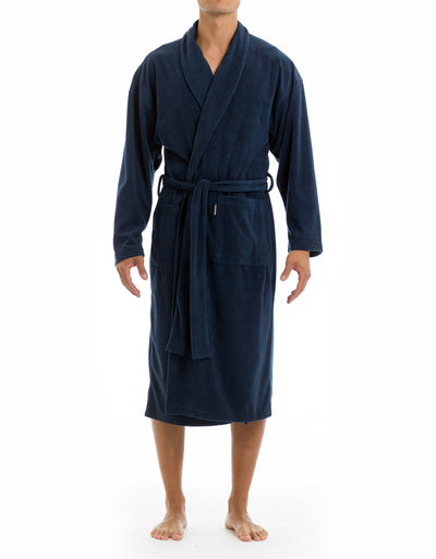 Men's Robe | Navy