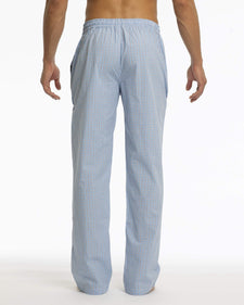 Men's Pajama Pants | Poplin Classic Blue