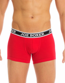 Men's Trunks | Red 2-Pack Low-Rise