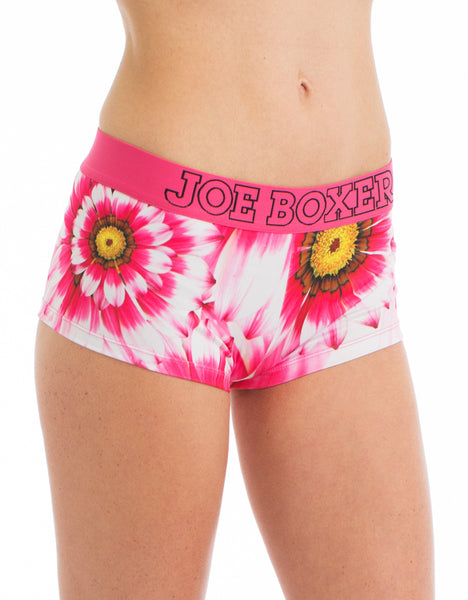 Women's Boyshorts Underwear | Sunflower