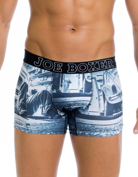 Gear Head Fashion Fitted Boxer