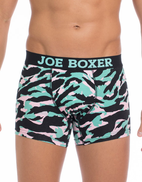 Tropicamo Fitted Boxer