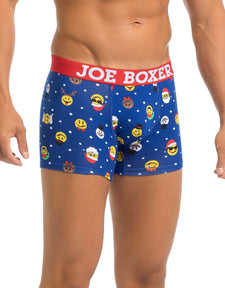 Men's Boxer Briefs | Santamoji