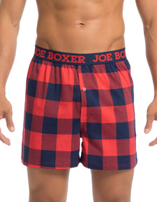 Men's Boxers | Buffalo Check