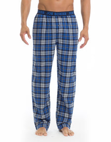 Flannel Pant - Husky Plaid