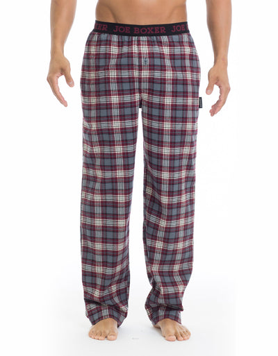 Flannel Pant - Goodman Plaid - Joe Boxer