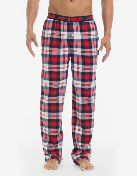 Men's Plaid Flannel Pant