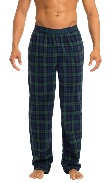 Men's Pajama Pants | Blackwatch Flannel