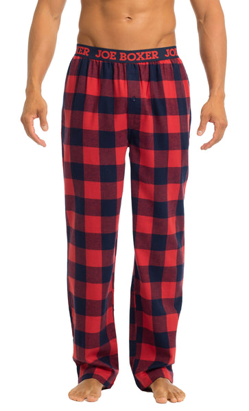 Men's Pajama Pants | Red Buffalo Flannel