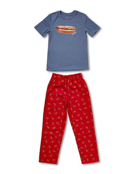 Boys Pajamas | Hot Dog