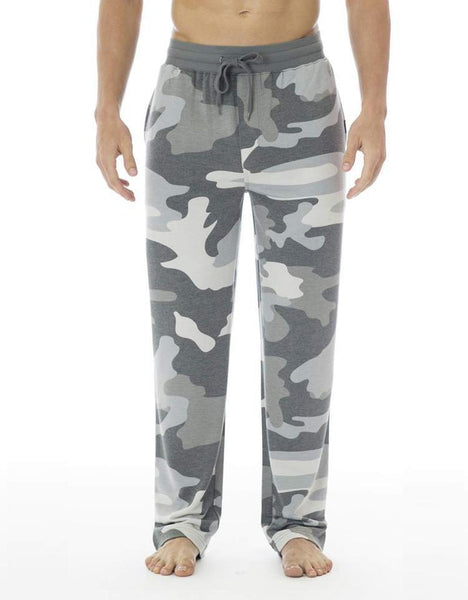 Men's Straight Leg Pants | Camo