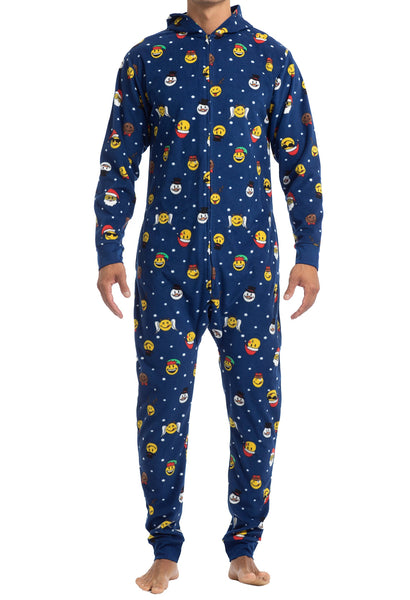 Men's Onesies | Santamoji
