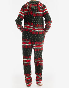 Let It Snow Ladies Onesie