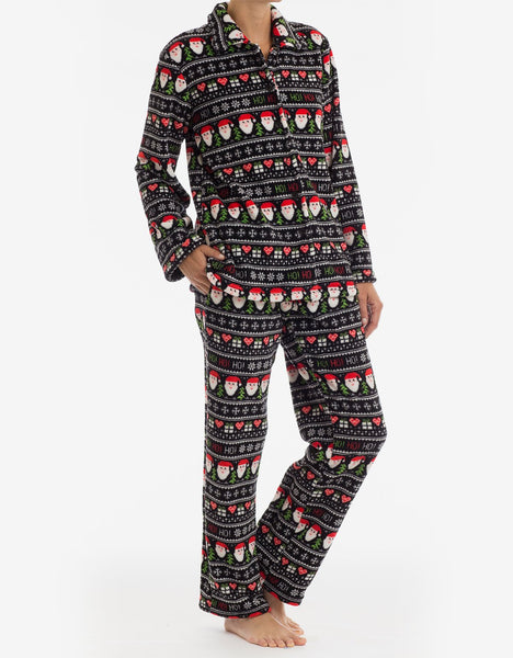 Ho Ho Ho Ladies PJ Set