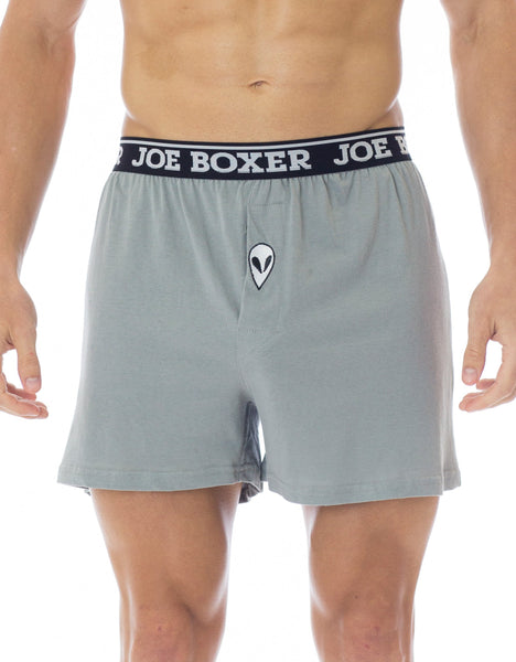 Alien Fashion Loose Boxer