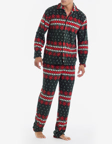 Let It Snow Men's PJ Set