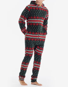 Let It Snow Men's Onesie