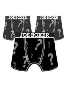 Men's Boxer Briefs Mystery 3-Pack
