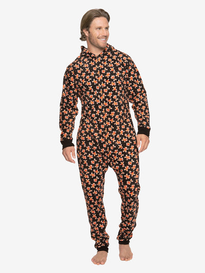 MEN'S ONESIE | OH SNAP - Joe Boxer